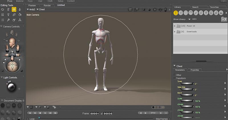 LIGHTWAVE 3D-